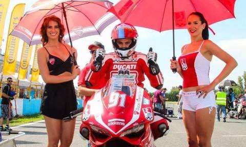 Παν. Πρωτάθλημα Μοτοσυκλετών: Στο podium ο Πίππος στις Σέρρες
