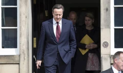 Εκπρόσωπος Κάμερον: Το Λονδίνο επιταχύνει τις προετοιμασίες για ενδεχόμενο Grexit