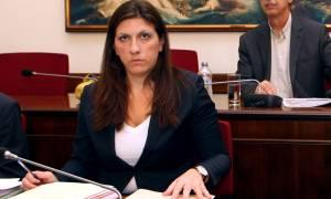 Κωνσταντοπούλου για έκθεση Στουρνάρα: Η Βουλή δεν παραλαμβάνει στικάκια