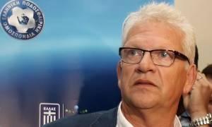 Ελεύθερος με περιοριστικούς όρους ο πρώην πρόεδρος της ΕΠΟ Γ. Σαρρής