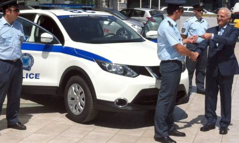 Nissan: QASHQAI για την Ελληνική Αστυνομία