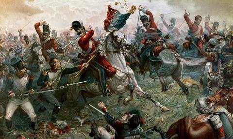 Σαν σήμερα το 1815 έγινε η μάχη του Βατερλώ