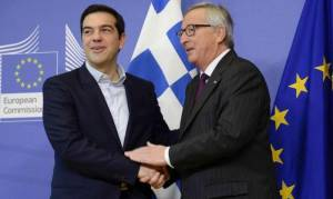 Κομιστής νέας πρότασης για την Ελλάδα ο Γιούνκερ