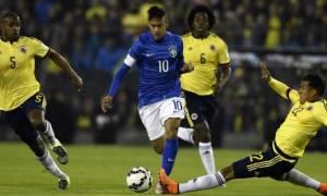 «Έβραζε» το Σαντιάγο, 1-0 η Κολομβία τη Βραζιλία!