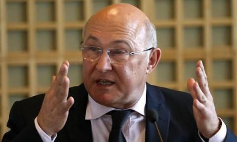 Νέες δηλώσεις Σαπέν στο παρά '5 του Eurogroup: Καταστροφή για την Ελλάδα ένα Grexit