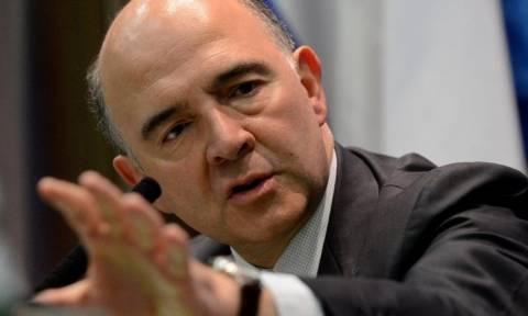 Μοσκοβισί: Το Eurogroup να βρει πολιτική λύση