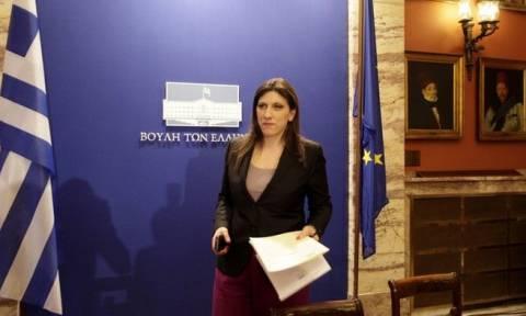 Προβόπουλος, Παπακωνσταντίνου και Γεωργίου στην Εξεταστική για τα Μνημόνια