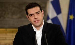 Τσίπρας: Η Ελλάδα είναι κυρίαρχο κράτος και αποφασίζει μόνη της