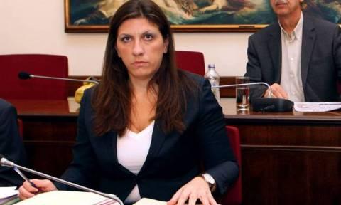 Επιστολή Κωνσταντοπούλου στο ΔΝΤ για τις αποκαλύψεις Ρουμελιώτη