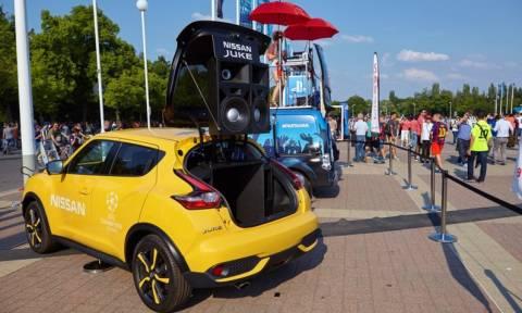 Nissan: Τα κέρδη από το UEFA Champions League