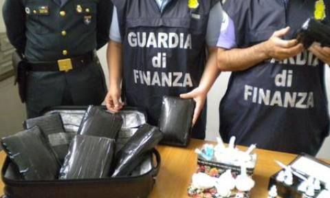 Ιταλία: Τέσσερα εκατ. ευρώ βρέθηκαν θαμμένα στον κήπο εμπόρου ναρκωτικών
