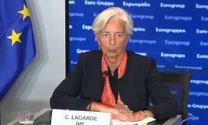 Eurogroup -Λαγκάρντ: Το ΔΝΤ πρέπει να πληρωθεί στο τέλος του μήνα