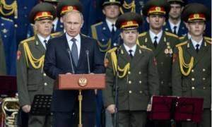 Ρωσία: 40 νέοι διηπειρωτικοί πύραυλοι εντάσσονται στις πυρηνικές δυνάμεις της χώρας