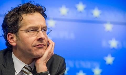 Ντάισελμπλουμ: Η Ελλάδα κινείται προς το Grexit