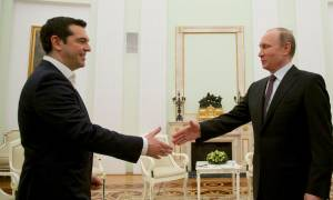 Σήμερα η συνάντηση Α. Τσίπρα με τον Β. Πούτιν