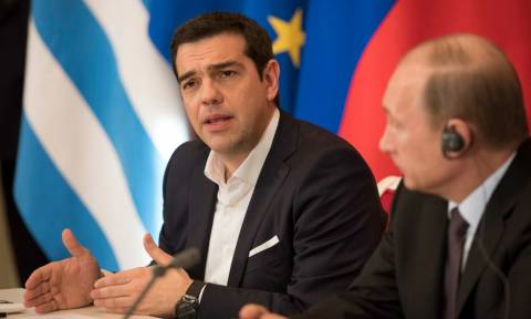 Η ομιλία Πούτιν και η συνάντηση με τον Έλληνα πρωθυπουργό (photos)