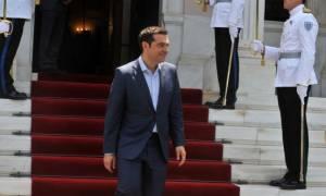 Τσίπρας: Στόχος να ξανακάνουμε κυρίαρχη χώρα την πατρίδα μας