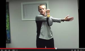 Τεντώσου για να σταματήσεις να πονάς (video)