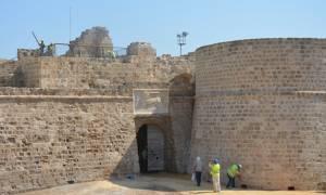 Αναστηλώθηκε ο θρυλικός πύργος του Οθέλλο στην κατεχόμενη Αμμόχωστο