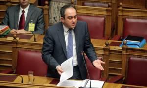Στη Βουλή δικογραφία για τον πρώην υφυπουργό Ανάπτυξης Αθανάσιο Σκορδά