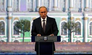 Πούτιν: Θα συνεχιστεί η συνεργασία με τη Δύση