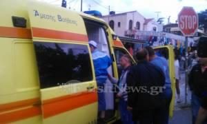 Κρήτη: Ανεπανόρθωτες εγκεφαλικές βλάβες υπέστη η τουρίστρια που χτυπήθηκε από κεραυνό