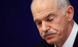 Προκαλεί ξανά ο Παπανδρέου: Θα ήταν κρίμα μετά από τόσες θυσίες να χρεοκοπήσουμε