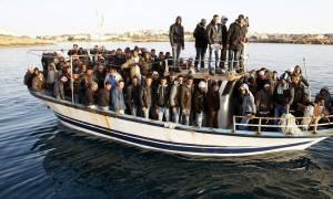 Κοινή ναυτική επιχείρηση των «28» κατά διακινητών μεταναστών