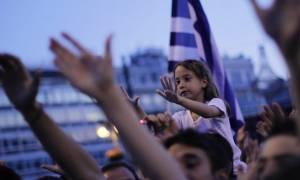 Αυστρία: Συλλαλητήριο υπέρ του ελληνικού λαού στη Βιέννη