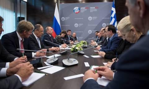 Η Ελλάδα στρατηγικός εταίρος της Ρωσίας