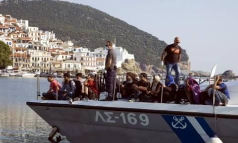 Εντοπισμός 62 μεταναστών στην Κω