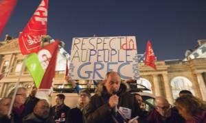 Γαλλία: Μεγάλη κινητοποίηση υπέρ της Ελλάδας σήμερα το απόγευμα στο Παρίσι
