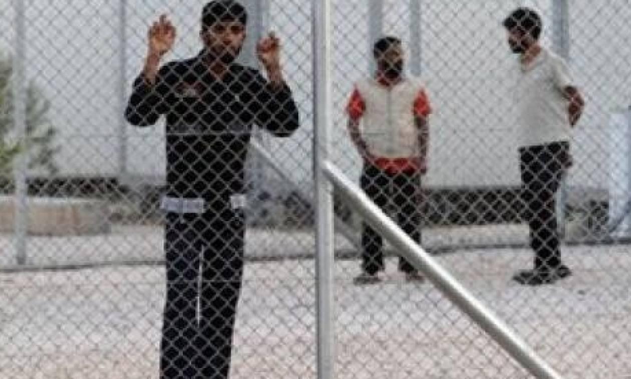 Σύγκεντρωση διαμαρτυρίας στην Αμυγδαλέζα