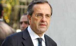 Ο Σαμαράς αγωνιά για τη Δευτέρα: Στόχος μας να μείνει η Ελλάδα στην Ευρωζώνη