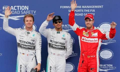F1 Grand Prix Αυστρίας: Ο Hamilton στην pole παρά το λάθος (photos)