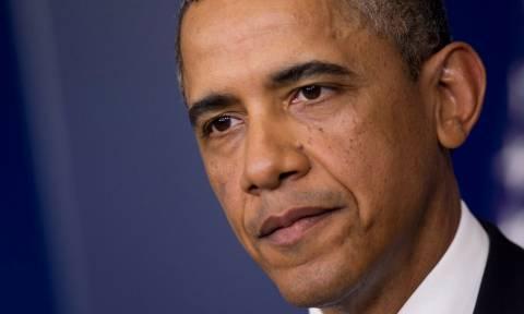 Ομπάμα: Το λόμπι των όπλων «ελέγχει» το Κογκρέσο