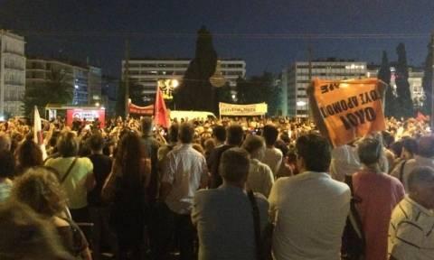 Κάλεσμα ΣΥΡΙΖΑ στην αποψινή (21/6)  συγκέντρωση ενάντια «στο μονόδρομο της λιτότητας»