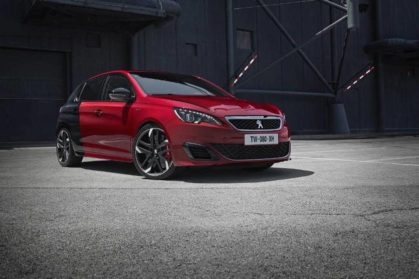 Peugeot: 308 GTi το απόλυτο hot hatch από την Peugeot Sport