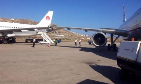 Αποκαταστάθηκε το πρόβλημα στο αεροδρόμιο της Μυκόνου - Κανονικά οι πτήσεις