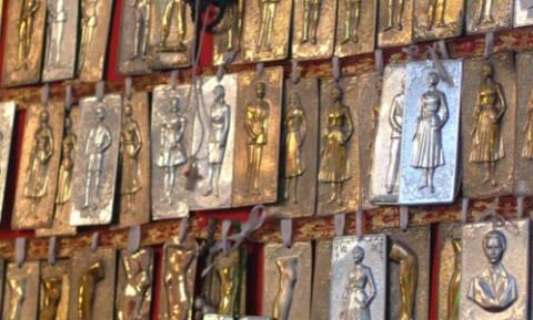 Ηράκλειο: Έκλεψαν σαράντα τάματα από Ιερό Ναό