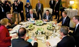 Πυρετός διεργασιών ενόψει της κρίσιμης Συνόδου Κορυφής της ευρωζώνης