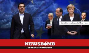 Σύνοδος Κορυφής - Live Blog: Όλες οι εξελίξεις για την επίτευξη συμφωνίας