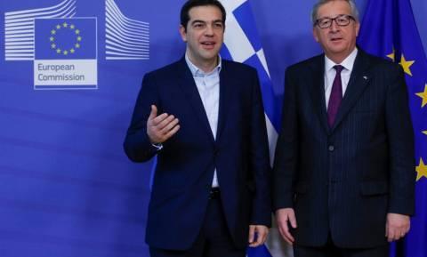 Γιούνκερ: Δεν ξέρω αν θα έχουμε συμφωνία σήμερα με την Ελλάδα