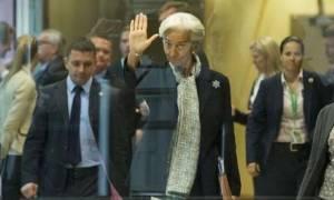 Eurogroup: Η διφορούμενη χειρονομία της Λαγκάρντ στις Βρυξέλλες