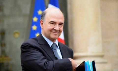 Eurogroup - Μοσκοβισί: Οι ελληνικές προτάσεις αποτελούν καλή βάση εργασίας