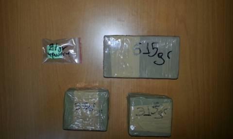 Ιωάννινα: Σύλληψη δύο εμπόρων ναρκωτικών με ένα κιλό ηρωίνης