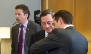 ΕΚΤ: Θετική αποδοχή των ελληνικών προτάσεων – Συνάντηση Τσίπρα με Ντράγκι