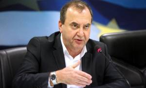 Pensions will be paid in time Stratoulis says