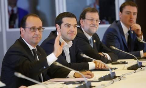 Σύνοδος Κορυφής: Οι πρώτες εικόνες από τις εργασίες των Ευρωπαίων ηγετών (video)