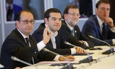 Πώς κάθισαν οι ηγέτες στη Σύνοδο Κορυφής (pics)